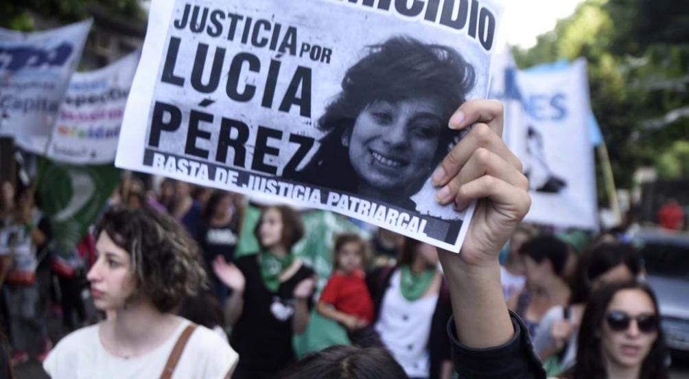 Dos de los jueces que en 2018 absolvieron a tres imputados por el abuso sexual y femicidio de Lucía Pérez.