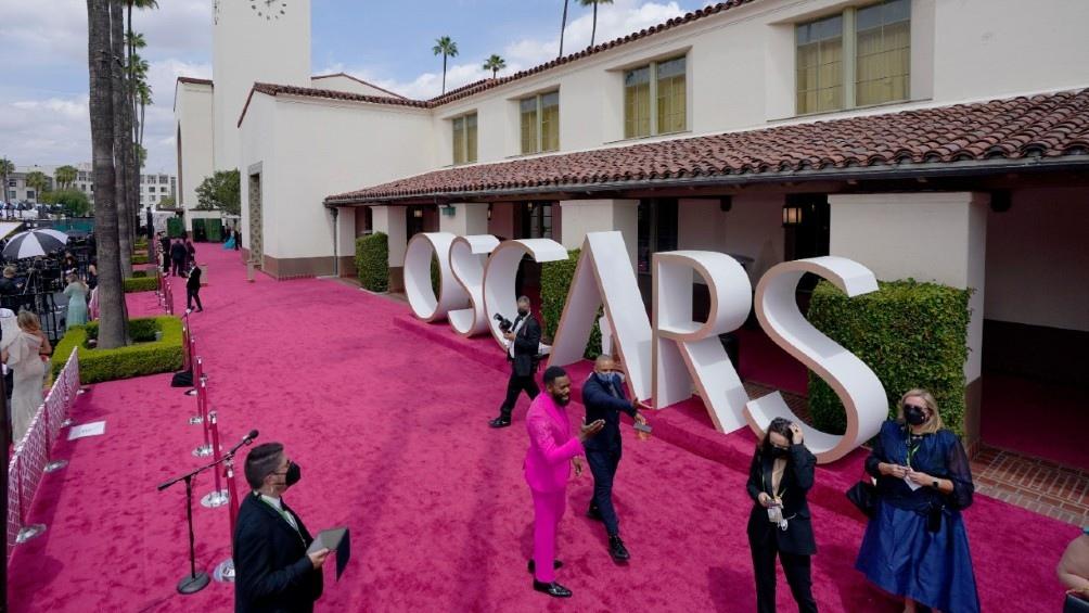 Hubo cuatro locaciones para la ceremonia de los Oscar.