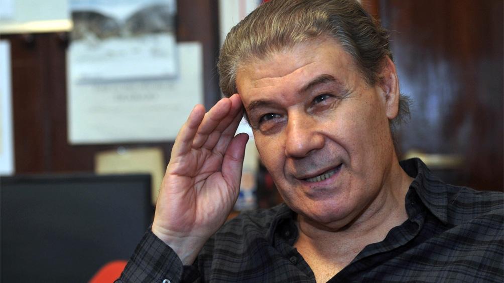La internación de Morales en la clínica Los Arcos fue anunciada por sus compañeros de trabajo el martes 23 de marzo