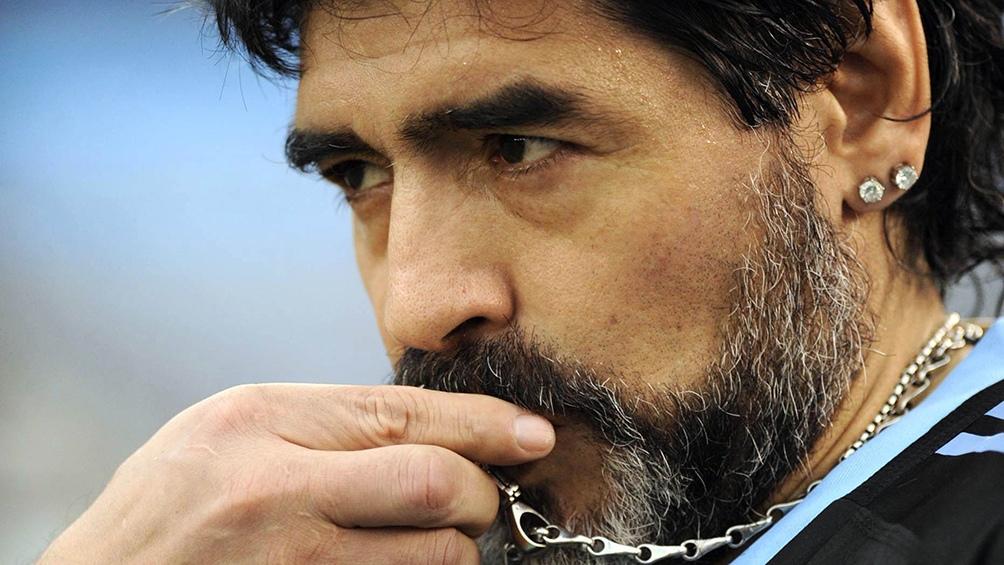 Diego Maradona agonizó 12 horas antes de morir a los 60 años el 25 de noviembre de 2020.