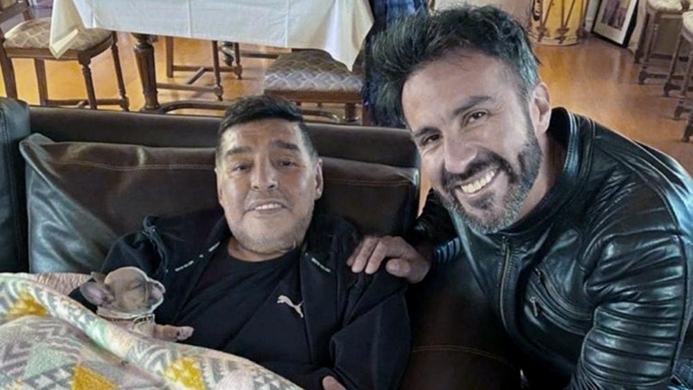 El neurocirujano Leopoldo Luque, quien tomaba las decisiones sobre la salud de Maradona.