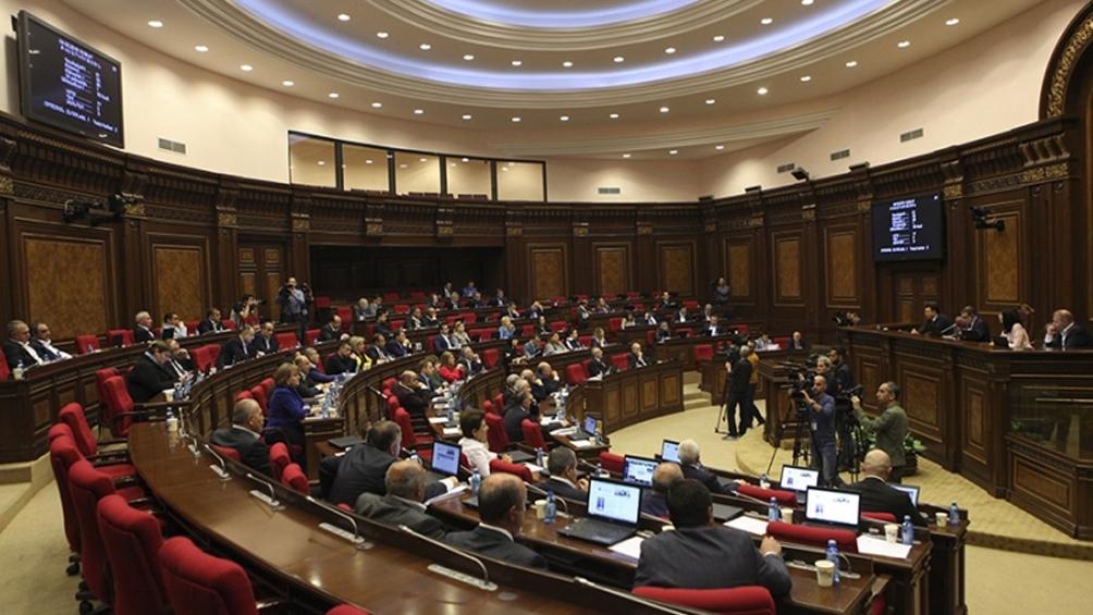 La votación de este domingo supone la renovación del Parlamento armenio.