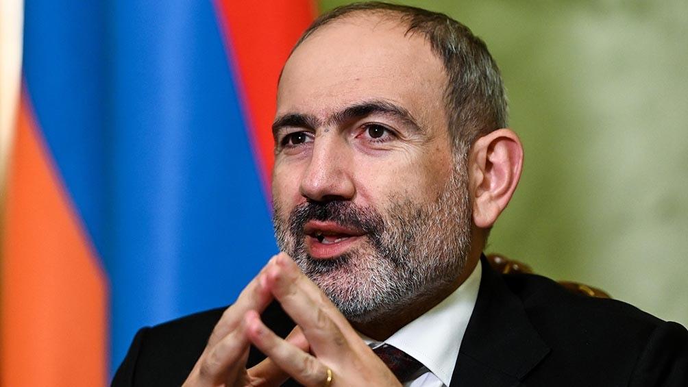 El partido del primer ministro interino Nikol Pashinian, ganaba las elecciones parlamentarias de este domingo.