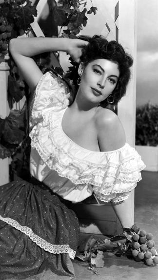 """""""Ava Gardner: la gitana de Hollywood"""""""