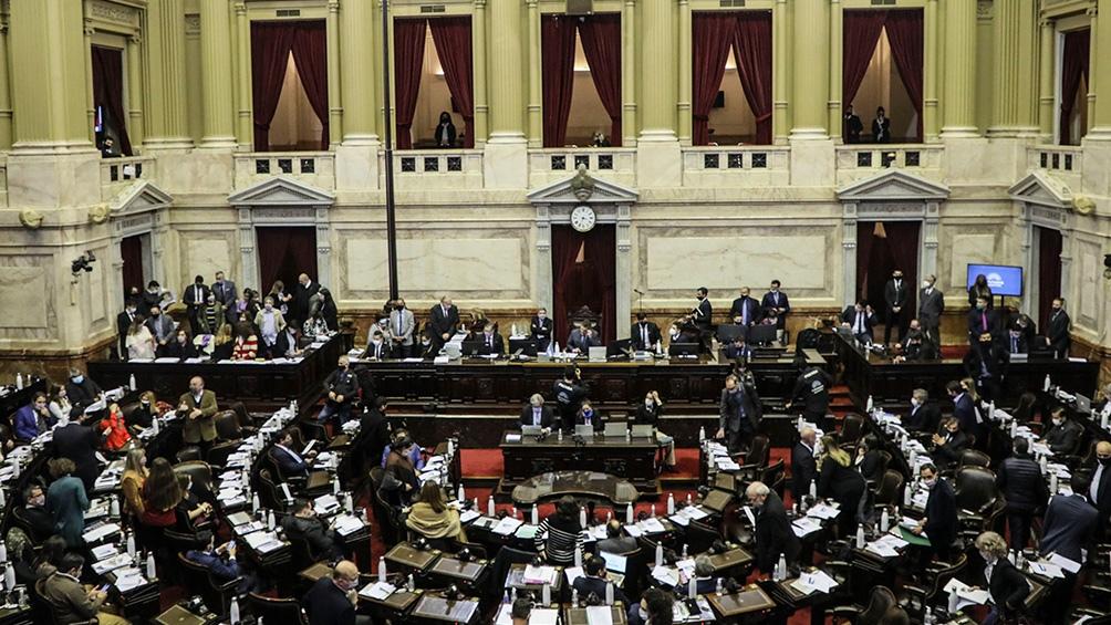 La iniciativa se debate en Diputados.
