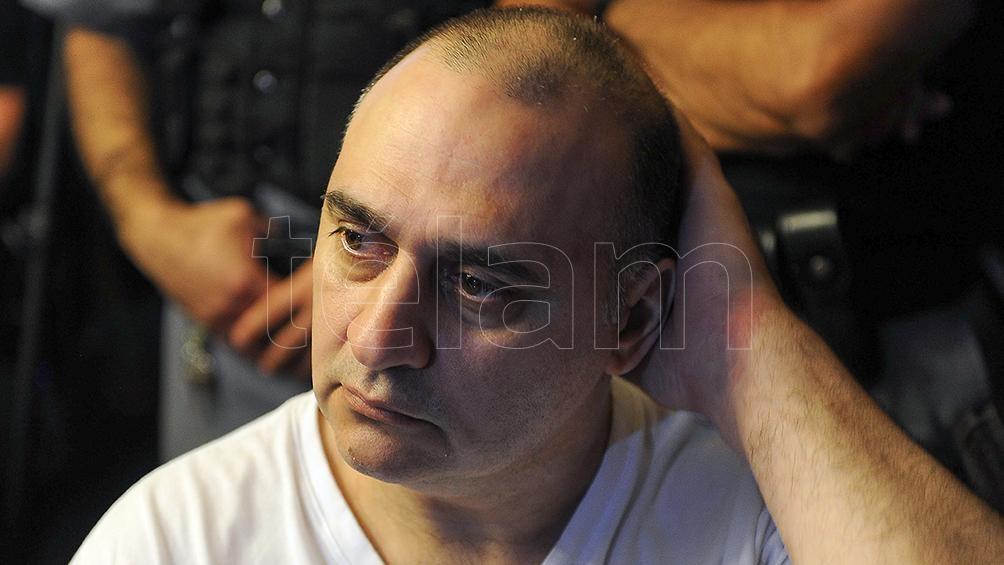 Jorge Mangeri, el encargado de edificios que fue condenado por el asesinato.