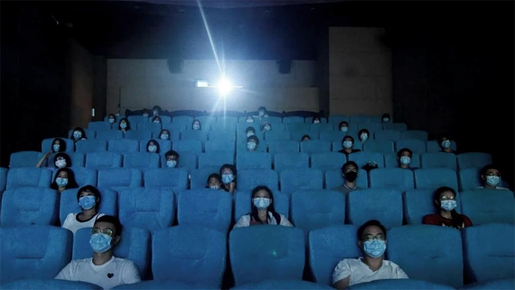 Los cines reabren con un 30% de aforo, mientras que los teatros con un 50.