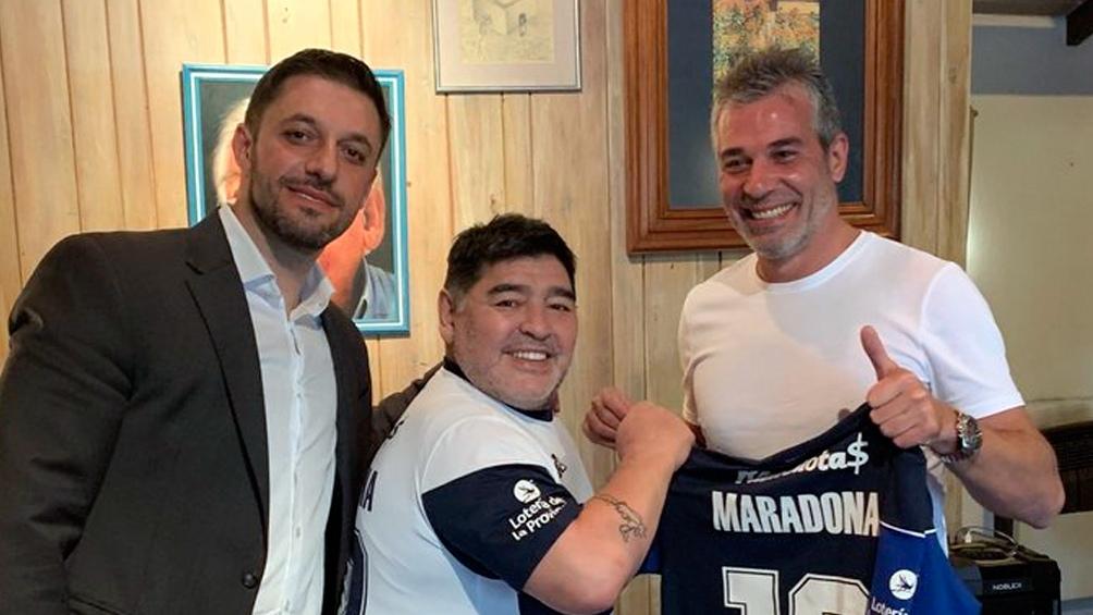 Apartan a Matias Morla como querellante en la causa Maradona y piden investigarlo.