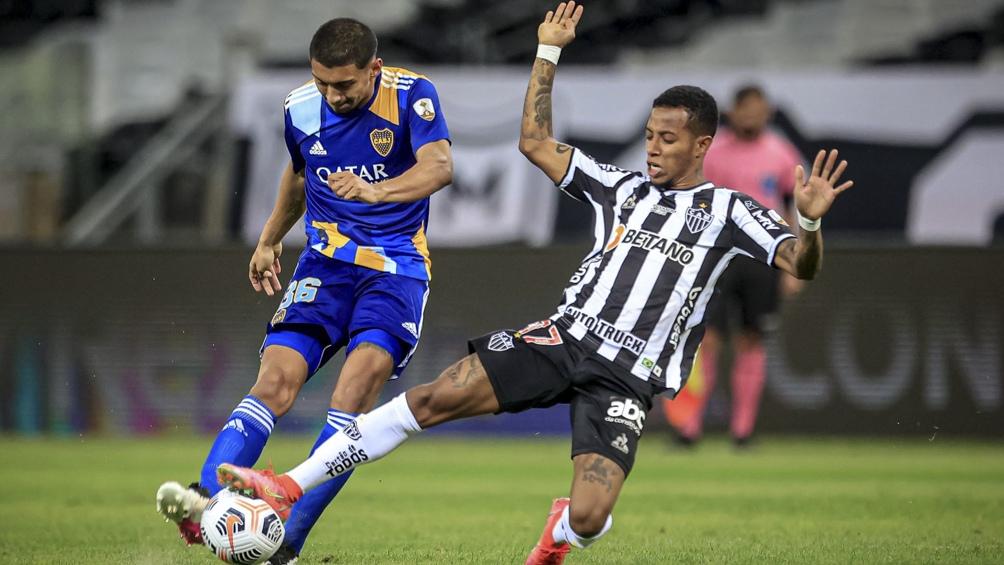 El partido terminó 0 a 0 en Belo Horizonte, mismo resultado que en la Bombonera.