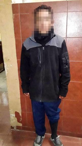 La víctima: Juan José Báez