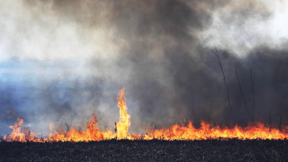 Aún se encuentra vigente la prohibición de realizar cualquier tipo de quemas sin autorización.