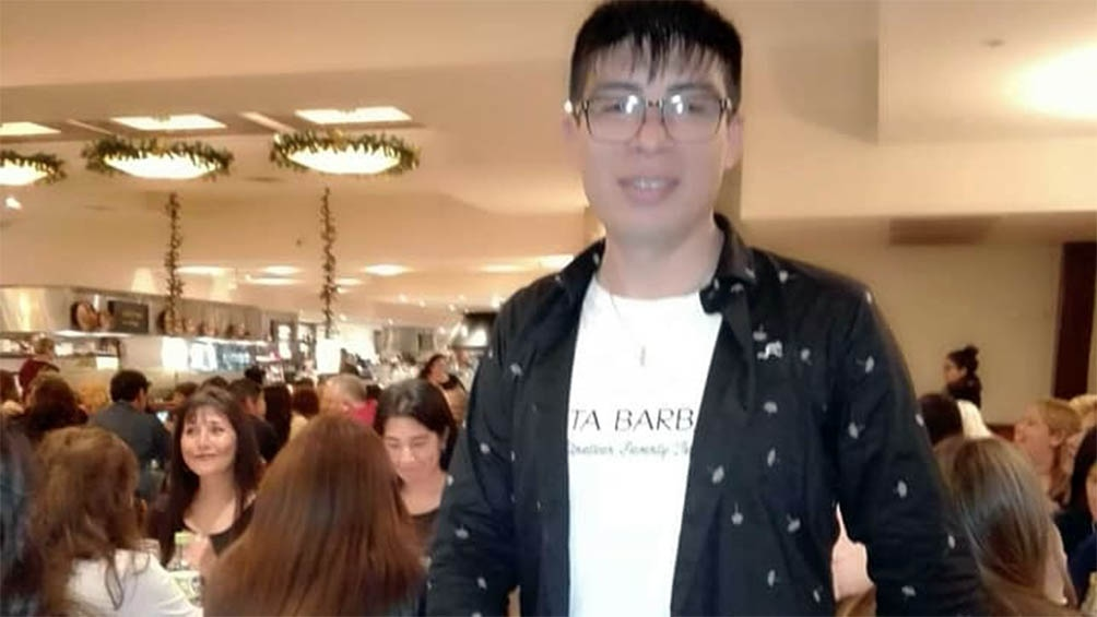 Ceferino Galván fue hallado ahorcado dentro de su departamento. Foto: FB