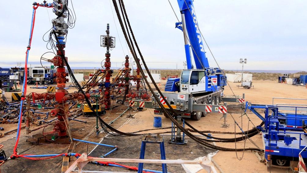 Se estima que la producción de gas en la cuenca neuquina está creciendo a un ritmo del 8% interanual.