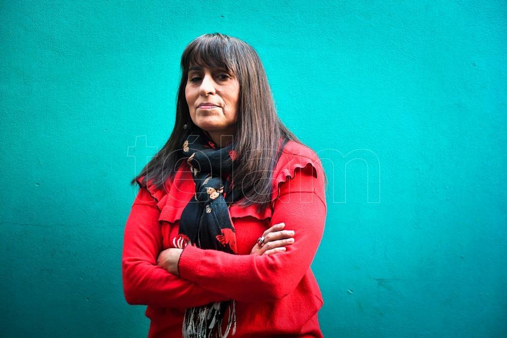 """Viviana Caminos: """"La prevención es fundamental porque la trata en realidad es un delito de resultado anticipado"""". Foto: Victor Carreira"""