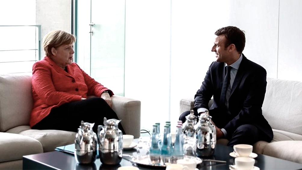 La canciller alemana se retirará del Gobierno tras las elecciones del 26 de septiembre