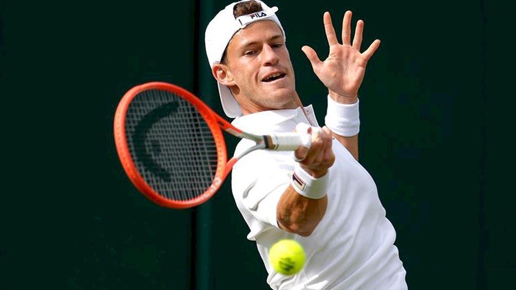 """El """"Peque"""" Schwartzman ocupa el puesto número 15 en el ranking de la ATP."""